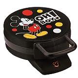 "Disney Mickey Mouse Waffle Maker ""Oh Boy!"""