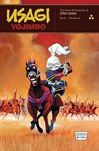 """Cover of """"Usagi Yojimbo, Book 1: The Roni..."""