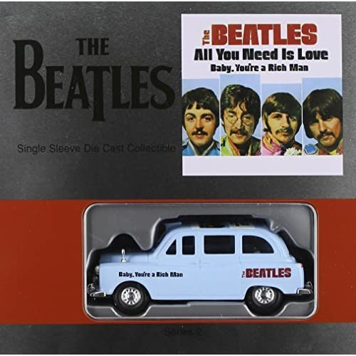 All You Need Is Love Tin With Taxi & T-Shirt by Beatles (2011-03-22) 【並行輸入品】