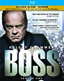 Boss: Season 1 [Blu-ray] [Import]