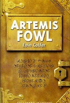 Livres Couvertures de Artemis Fowl, Tome 1