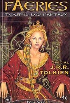 Livres Couvertures de Faeries Hors Série N°1 : J. R. R. Tolkien