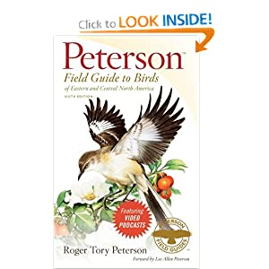 Roger Tory Peterson, Field Guide to Birds