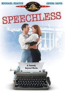 "Cover of ""Speechless"""