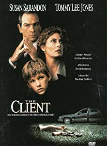 "Cover of ""The Client (Snap Case)"""