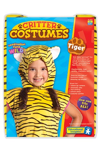 Educational Insights Tiger (Critter Costumes)
