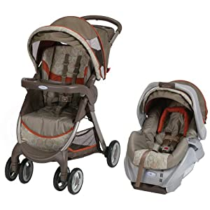 Graco FastAction Fold Travel System, Forecaster