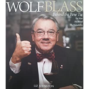 Wolf Blass Behind the Bow Tie
