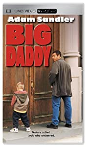 "Cover of ""Big Daddy [UMD for PSP]"""