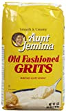 Quaker Grits Aunt Jemima Old Fashioned Bag - 80 oz