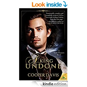 A King Undone (Noble Pleasures)