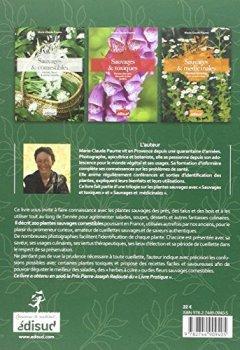 Livres Couvertures de Sauvages et comestibles : Herbes, fleurs & petites salades