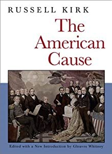 "Cover of ""American Cause"""