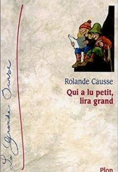 Livres Couvertures de Qui A Lu Petit, Lira Grand