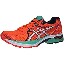 Asics Women's Gel-Flux 3 Running Shoe (8.5 B(M) US, Flash Coral/White/Aqua Mint)