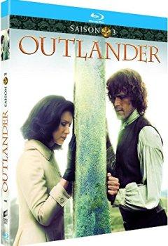 Livres Couvertures de Outlander - Saison 3 [Blu-ray + Digital UltraViolet]