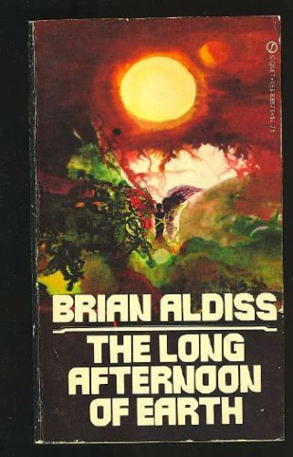 Cover of Long Afternoon Earth by Brian Aldiss