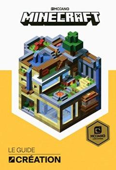 Livres Couvertures de Minecraft, le guide officiel de la Création