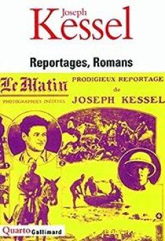 Livres Couvertures de Reportages, Romans