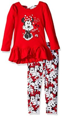 Disney-Girls-Little-Girls-2-Piece-Minnie-Mouse-Bow-Back-Top-and-Legging-Set-Red-6