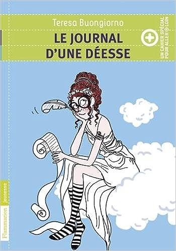 Le journal d'une déesse - Teresa Buongiorno