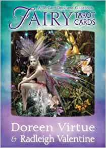 Fairy Tarot Cards A 78 Card Deck And Guidebook