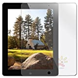 eForCity Reusable Clear Screen Protector Compatible With AppleiPad 2, iPad 4 (3 Pack)