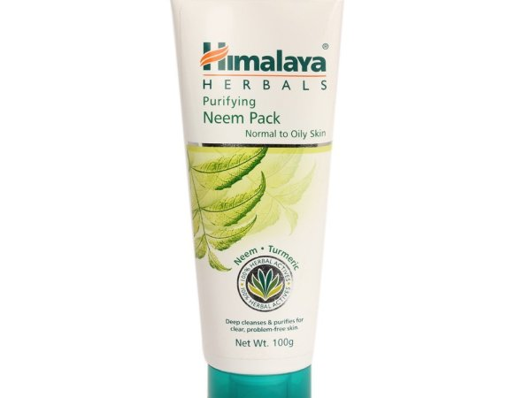 Himalaya Herbals Purifying Neem Pack, 100gm