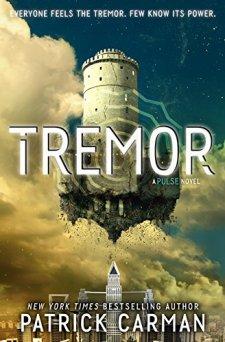 Tremor: A Pulse Novel by Patrick Carman| wearewordnerds.com
