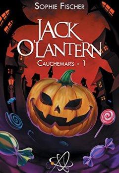 Livres Couvertures de Jack O'Lantern: Cauchemars - 1