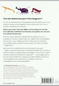 Livres Couvertures de Abdominaux, arrêtez le massacre ! : Méthode Abdologie de Gasquet