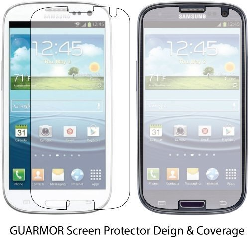 Samsung Galaxy S IIIInvisible Clear LCD Screen Protector Cover