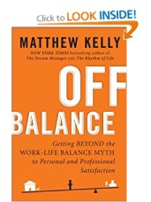 Balance your work and family life!