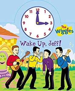 "Cover of ""The Wiggles: Wake Up, Jeff!"""
