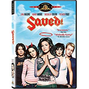 The film version of SAVED!
