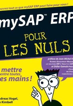 Livres Couvertures de MySAP ERP Pour Les Nuls