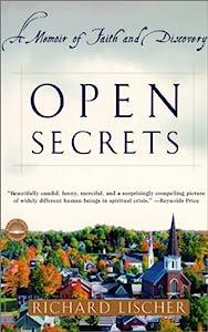 """Cover of """"Open Secrets: A Memoir of Faith..."""