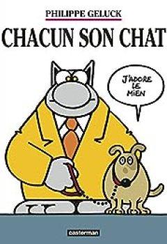Livres Couvertures de Le Chat, Tome 21 : Chacun Son Chat