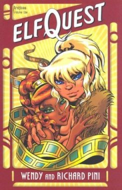 Elfquest Archives Vol. 1 by Wendy Pini and Richard Pini