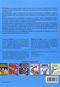 Livres Couvertures de Guide des compléments alimentaires pour sportifs