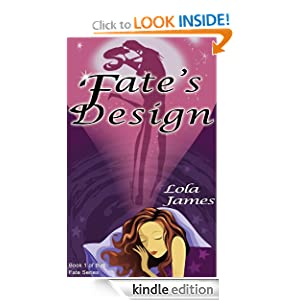 Fate's Design, a Paranormal Romance (Fate Series Book One)