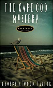 "Cover of ""The Cape Cod Mystery: An Asey M..."
