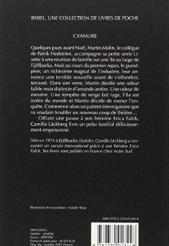 Livres Couvertures de Cyanure