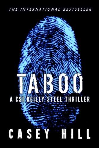 Taboo (CSI Reilly Steel #1)