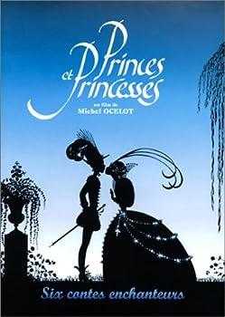 """Cover of """"Princes et princesses [Region 2..."""