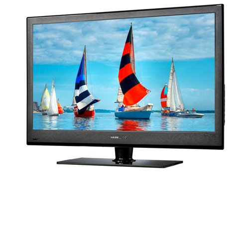 Hannspree SE32LMNB 80 cm (31,5 Zoll) LED-Backlight-Fernseher, Energieeffizienzklasse A (HD ready, DVB-T/C Tuner) schwarz