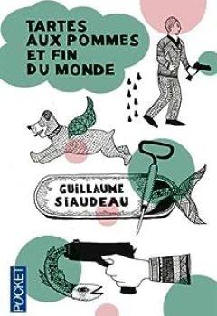 Livres Couvertures de Tartes Aux Pommes Et Fin Du Monde