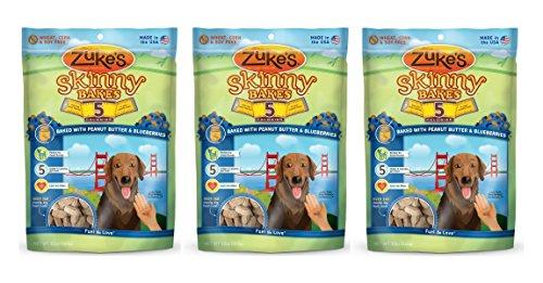 Zuke's Skinny Bakes 5s Dog Biscuit, 12 oz