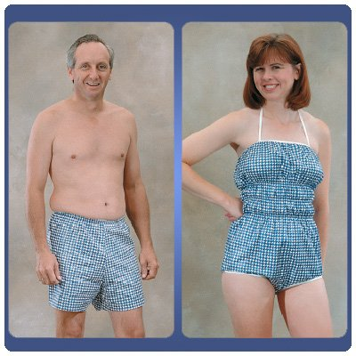Dipsters Hydrotherapy Wear Dipsters for Women. Size: Medium (10-12)
