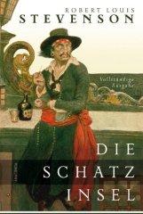 Die Schatzinsel, Stevenson, Rober Louis, Rezension, Buch